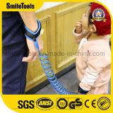 Cuerda perdida anti de la correa de Harmess de la conexión de la muñeca de los correos para los cabritos de los niños