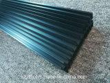 La 6063 6061 ossidazione nera/alluminio di anodizzazione si è sporto dissipatore di calore