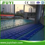 プラスチック椅子の競技場のBleacherを折っているBlm-0511中国の製造者は競技場の座席をつける