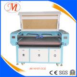 Licht-Farbe Laser Cutter&Engraver mit automatischem führendem Gewebe-System (JM-1610T-CCD)