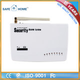 ホームセキュリティーのための無線盗難防止アラームGSMシステム