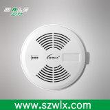組み込み電池が付いている個人的な使用法GSMの煙探知器