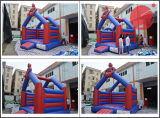 2017 passten kommerziellen aufblasbaren Baugruppen-Schlag-Spiderman-Prahler an (T1-020)