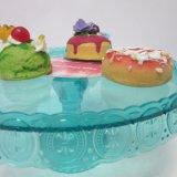 PlastikCakepop Halter-Kuchen-Cup-Ausstellungsstand