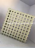 Сетка FRP микро- скрежеща отлитую в форму решетку 40X40-8X8/Fiberglass