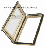 Usine en aluminium de guichet de toit de lucarne de la CY
