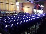 La disco allume les lumières chaudes principales mobiles du DJ de faisceau chinois de 4PCS 10W DEL