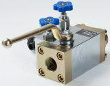 Grupo de alta pressão hidráulico da válvula de controle da segurança de aço de carbono