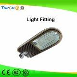 IP66は庭の照明30W LED太陽街灯を防水する