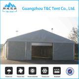 precio al aire libre de las tiendas del almacén de los constructores del PVC 650g de la estructura de aluminio de los 20X60m
