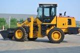 Agricultura que cultiva o carregador Gem938 2.8ton da roda