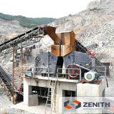 Installation de transformation approuvée de minerai de cuivre de la CE/minerai de cuivre écrasant la centrale
