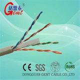 Cable de cobre vendedor caliente del cable de LAN de la red CAT6 UTP CAT6