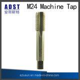 Кран машины бурового наконечника M24 высокоскоростной стали твердости высокого качества