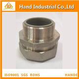 Instalaciones de tuberías trabajadas a máquina CNC de acero inoxidable
