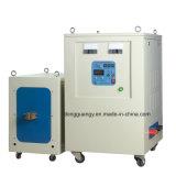 Máquina de calefacción de frecuencia media del calentador de inducción para el tubo de acero