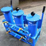 Máquina oleohidráulica industrial usada económica del tratamiento del petróleo (JL)