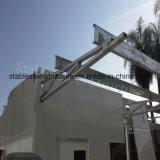 Fertighaus zusammengebautes Stahlkonstruktion-Haus vom Fabrik-Großverkauf