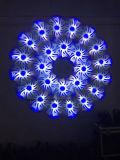 Luz de la viga de la venta 7r 230W del Het de la luz de la prisma DJ principal móvil KTV del tacto de 16+8 y de la prensa