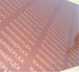 18mmミラーか高い光沢のあるまたは光沢のあるまたはマットかワイヤー網またはスリップ防止フィルム中国の製造業者からの最もよい価格の合板に直面した