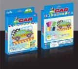 A pasta da cor dos miúdos DIY Brinquedo-Diversificou projetos
