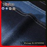 280GSMインディゴの伸張のジーンズのための編むデニムファブリック