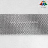 Una tessitura di nylon piana grigia da 1.25 pollici
