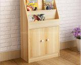 Стеллаж для выставки товаров шкафа шкафа кассеты деревянный (GA-0045)