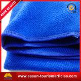 Franela del color sólido del resorte que acolcha y de la costura del otoño más la manta de la tela de algodón