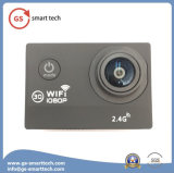 Mini leva teledirigida sin hilos del deporte de WiFi DV 720p de la acción de la cámara de vídeo