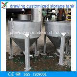 Vertikaler Gärungsbehälter mit 600L 51
