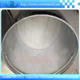 Cartouche filtrante résistante à la chaleur d'acier inoxydable