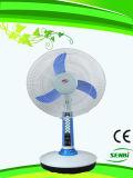 16 Gleichstrom-12V nachladbarer Ventilator-des SolarZoll tischventilator-FT-40DC-H3