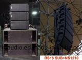 S18 18inch PRO AudioSysteem Subwoofer