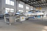 En polvo, pintura / revestimiento de producción / Producción / Manufactura / Fabricación de aire / refrigerado por agua de refrigeración de la correa