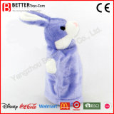 Soft Bunny Plush Animal Stuffed Rabbit Hand Puppet