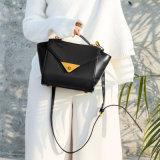 Al90033. Zak van de Vrouwen van de Zakken van de Manier van de Handtassen van de Ontwerper van de Zak van de Dames van de Handtassen van de Zak van het Leer van de Koe van de Handtas van de Zak van de schouder de Uitstekende