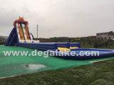 Trasparenza di acqua gonfiabile del Aqua della sosta dell'acqua con la piscina