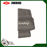Roheisen/quadratische Stahlmuffen-/Unterseiten-bearbeitetes Eisen-Muffe