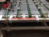 Taglio automatico tessuto dei sacchi e macchina per cucire