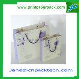 Bestellte Form-Handtaschen-Träger-Einkaufstasche voraus