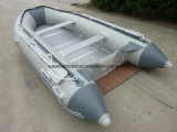 Hete Boot 360 met Boot van de Motor van pvc van 6 Personen de Opblaasbare