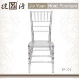 ChiavariアクリルのTiffanyの椅子(JY-J01)と結婚するスタック可能宴会