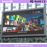 tela do indicador de diodo emissor de luz Screen/LED do anúncio ao ar livre de 10mm