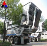 Máquina de esmagamento de pedra móvel com boa qualidade