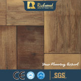 Revestimento de Laminbated da noz da textura do Woodgrain do agregado familiar 12.3mm E0 AC4