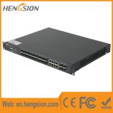 Layer-3 28 portas e Combo Managed SFP Ethernet Network Switch