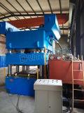 Porta de Dhp-5000t que faz a máquina da imprensa de perfuração a máquina de gravação da prancha de aço da porta