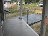 熱い販売のステンレス鋼屋内階段柵