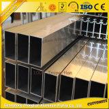 Pijp van uitstekende kwaliteit van het Aluminium van de Buis van het Aluminium van de Grote Diameter de Vierkante